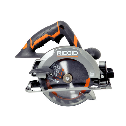Factory Reconditioned Ridgid Zrr8651b 18v Cordless X4 Circular Saw Console Tool Only Cpo Outlets