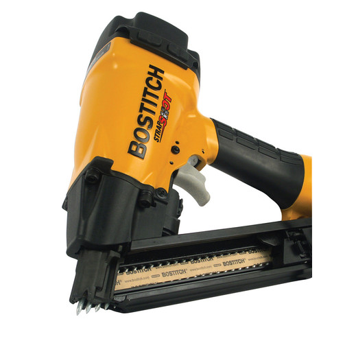 Bostitch MCN150 35 Degree 1-1/2 in. Metal Connector Framing Nailer (Short Magazine) image number 2