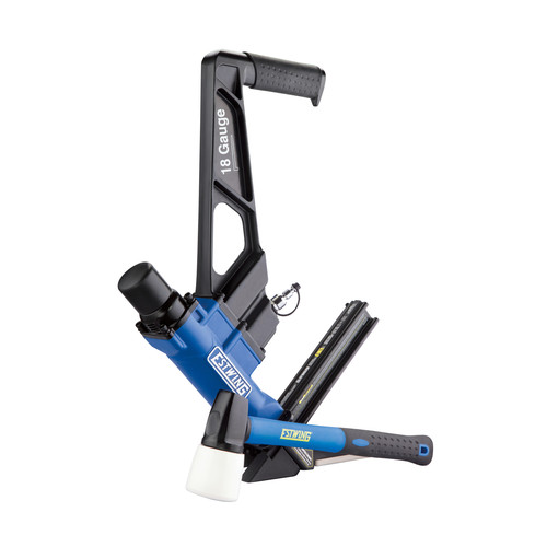 Estwing EF18GLCN 18-Gauge 1-1/4 in. - 1-3/4 in. L-Cleat Flooring Nailer image number 0
