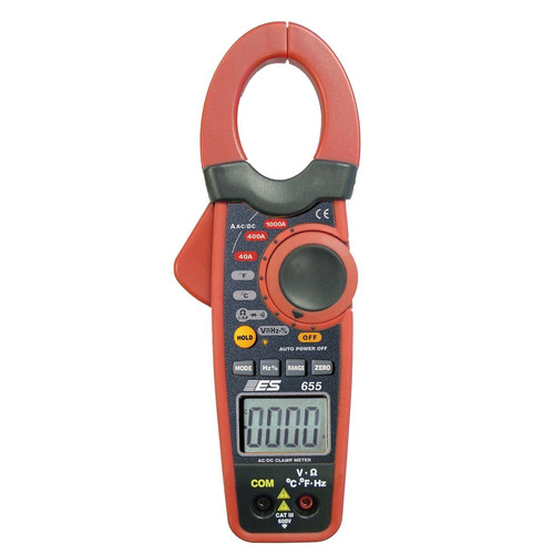 Electronic Specialties 655 1,000 Amp Probe Digital Multimeter