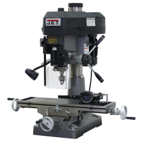 JET JMD-18 Mill/Drill with X-Axis Table Powerfeed