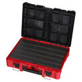 Milwaukee 48-22-8450 PACKOUT Tool Case with Customizable Insert image number 1