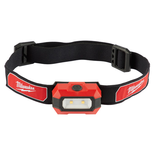 Milwaukee 2106 300 Lumens High Definition Headlamp image number 0