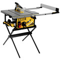 Factory Reconditioned Dewalt DWE7491RSR Site-Pro 15 Amp Compact 10 in. Jobsite Table Saw with Rolling Stand image number 1