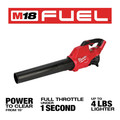 Milwaukee 2724-20 M18 FUEL Blower (Tool Only) image number 2