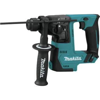 Makita RH02Z 12V max CXT Lithium-Ion 9/16 in. Rotary Hammer, accepts SDS-PLUS bits, Tool Only image number 0