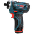 Factory Reconditioned Bosch PS21-2A-RT 12V Max Lithium-Ion 1/4 in. Cordless Pocket Driver Kit (2 Ah) image number 1