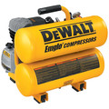 Factory Reconditioned Dewalt D55153R 1.1 HP 4 Gallon Oil-Lube Hand Carry Air Compressor image number 0
