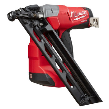 Factory Reconditioned Milwaukee 2743-80 M18 FUEL Cordless Lithium-Ion 15-Gauge Brushless Finish Nailer (Tool Only) image number 1