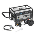 Quip-All 5250DF 5,250 Watt Dual Fuel Gas Portable Generator with Electric Start