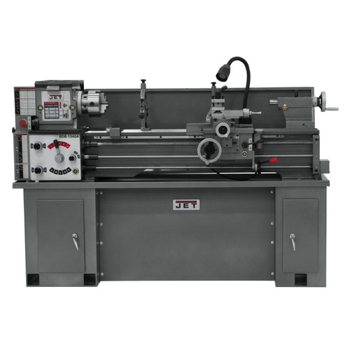 JET BDB-1340A 13 in. x 40 in. 2 HP 1-Phase Belt Drive Bench Lathe image number 0