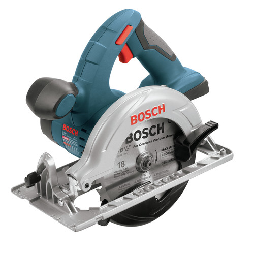 Bosch CCS180B 18V Cordless Lithium-Ion 6-1/2 in. Circular Saw (Bare Tool)