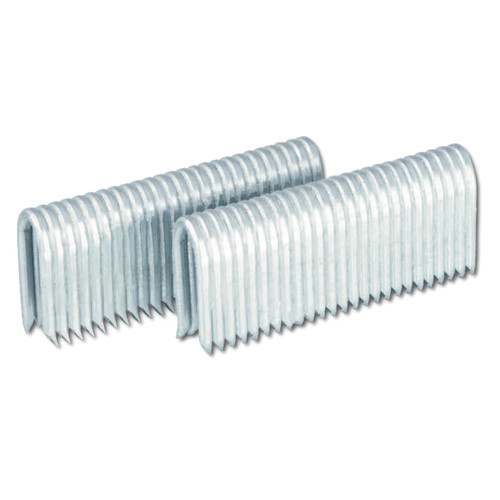 Freeman FS9G175 1-3/4 in. 9-Gauge Hot Dipped Galvanized Divergent Barbed Tip Fencing Staples (1,000-Pack) image number 0