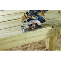 Factory Reconditioned Bosch CCS180-B15-RT 18V Lithium-Ion 6-1/2 in. Cordless Circular Saw Kit (4 Ah) image number 8