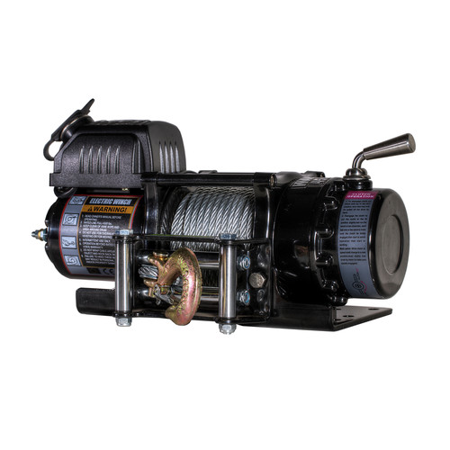 Warrior Winches C4500N 4,500 lb. Ninja Series Planetary Gear Winch image number 0