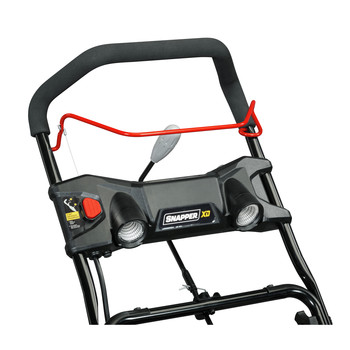 Snapper 1688054 82V Lithium-Ion Single-Stage 20 in. Cordless Snow Thrower Kit (4 Ah) image number 8