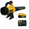 Dewalt DCBL720P1 20V MAX XR Brushless Lithium-Ion Handheld Blower Kit (5 Ah) image number 0
