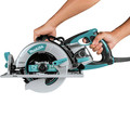 Factory Reconditioned Makita 5377MG-R 7-1/4 in. Magnesium Hypoid Saw image number 2