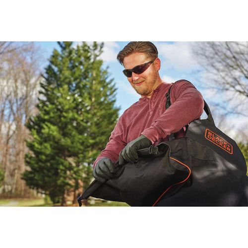 Black & Decker BEBL7000 3-in-1 VACPACK 12 Amp Leaf Blower, Vacuum and Mulcher image number 16