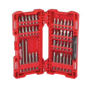 Milwaukee 48-32-1551 42-Piece S2 Impact Duty Driver Bit Set image number 0