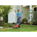 Black & Decker BEMW472ES 10 Amp/ 15 in. Electric Lawn Mower with Pivot Control Handle image number 4