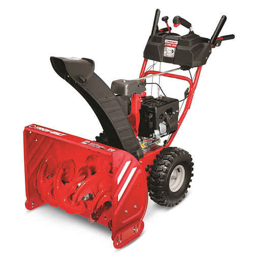 Troy-Bilt 31BM6CP3766 Storm 2625 243cc Gas 26 in. 2-Stage Snow Thrower image number 0