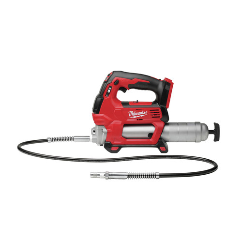 Factory Reconditioned Milwaukee 2646-80 M18 Lithium-Ion 2-Speed Grease Gun (Bare Tool)