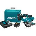 Makita XSC01T 18V LXT Lithium-Ion Cordless 5-3/8 in. Metal Cutting Saw Kit (5.0Ah)