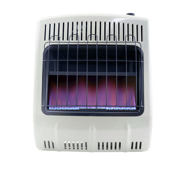 Mr. Heater F299721 20,000 BTU Vent Free Blue Flame Natural Gas Heater image number 0