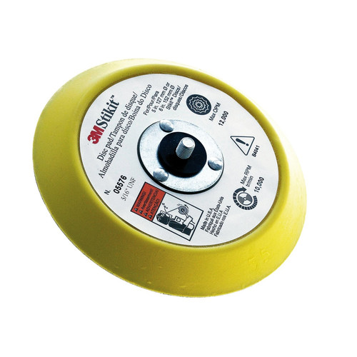 3M 5576 Stikit Disc Pad 6 in.