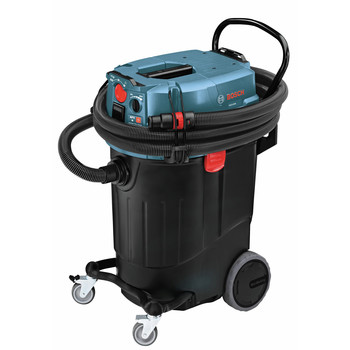 Bosch VAC140AH 14-Gallon Dust Extractor with Automatic Filter Clean and HEPA Filter