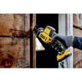 Dewalt DCS312G1 XTREME 12V MAX Brushless Lithium-Ion One-Handed Cordless Reciprocating Saw Kit (3 Ah) image number 10