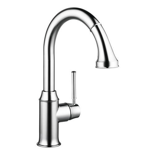 Hansgrohe 04215000 Talis Kitchen Faucet (Chrome)