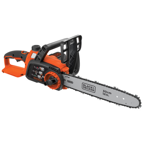 Black & Decker LCS1240B 40V MAX 12 in. Lithium-Ion Chainsaw (Tool Only) image number 0