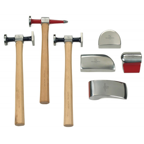 GearWrench 82302 7-Piece Body Hammer Set