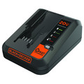 Black & Decker BDCAC202B 12V - 20V MAX Lithium-Ion Battery Fast Charger
