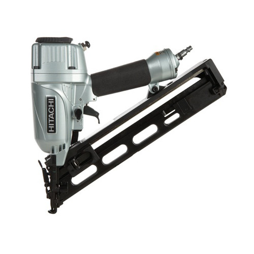 Hitachi NT65MA4 15-Gauge 2-1/2 in. Angled Finish Nailer Kit (Open Box)