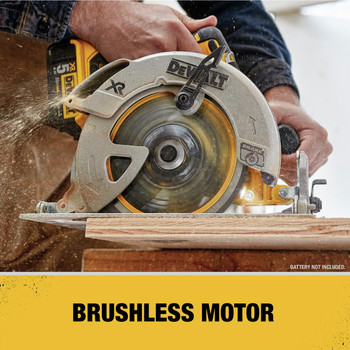 Dewalt DCS570B 20V MAX Li-Ion 7-1/4 in. Cordless Circular Saw (Tool Only) image number 5