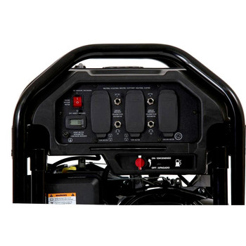Factory Reconditioned Powermate PM0126000R 6,000 Watt 414cc Gas Portable Generator image number 3