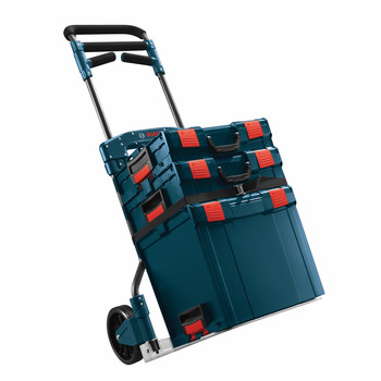 Bosch XL-CART Heavy-Duty Folding Jobsite Mobility Cart image number 3