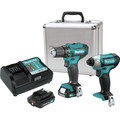 Makita CT232RX 12V max CXT 2.0 Ah Lithium-Ion 2-Piece Combo Kit image number 0