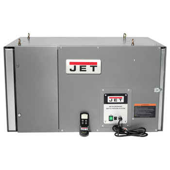JET 415100 IAFS-1700 115V 1/3 HP 1-Phase 1700 CFM Industrial Air Filtration System