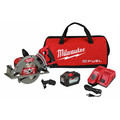 Milwaukee 2830-21HD M18 FUEL Rear Handle 7-1/4 in. Circular Saw Kit image number 0