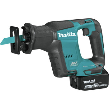 Makita XT337T 18V LXT Lithium-Ion 5.0 Ah Brushless 3-Piece Combo Kit image number 3