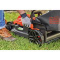 Black & Decker BEMW472BH 10 Amp/ 15 in. Electric Lawn Mower with Comfort Grip Handle image number 6