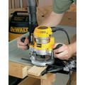 Dewalt DW618 2-1/4 HP EVS Fixed Base Router image number 14