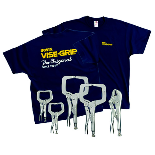 Irwin Vise-Grip 74 Locking Pliers Sets image number 0