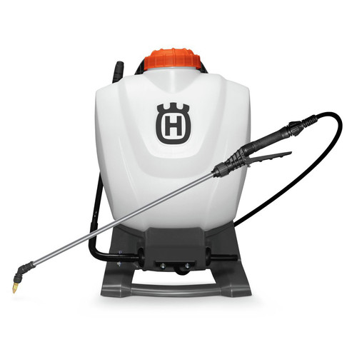 Husqvarna 596765901 4 Gal. Backpack Sprayer image number 0