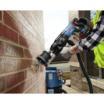 Bosch GBH18V-26DN 18V EC Brushless SDS-Plus Bulldog 1 in. Rotary Hammer (Tool Only) image number 3