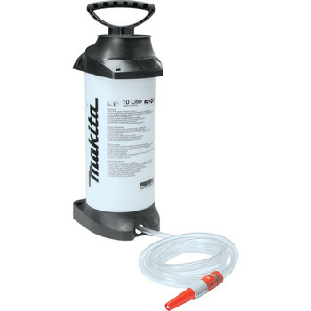 Makita 988-394-610 2.6 Gallon Pressurized Water Tank